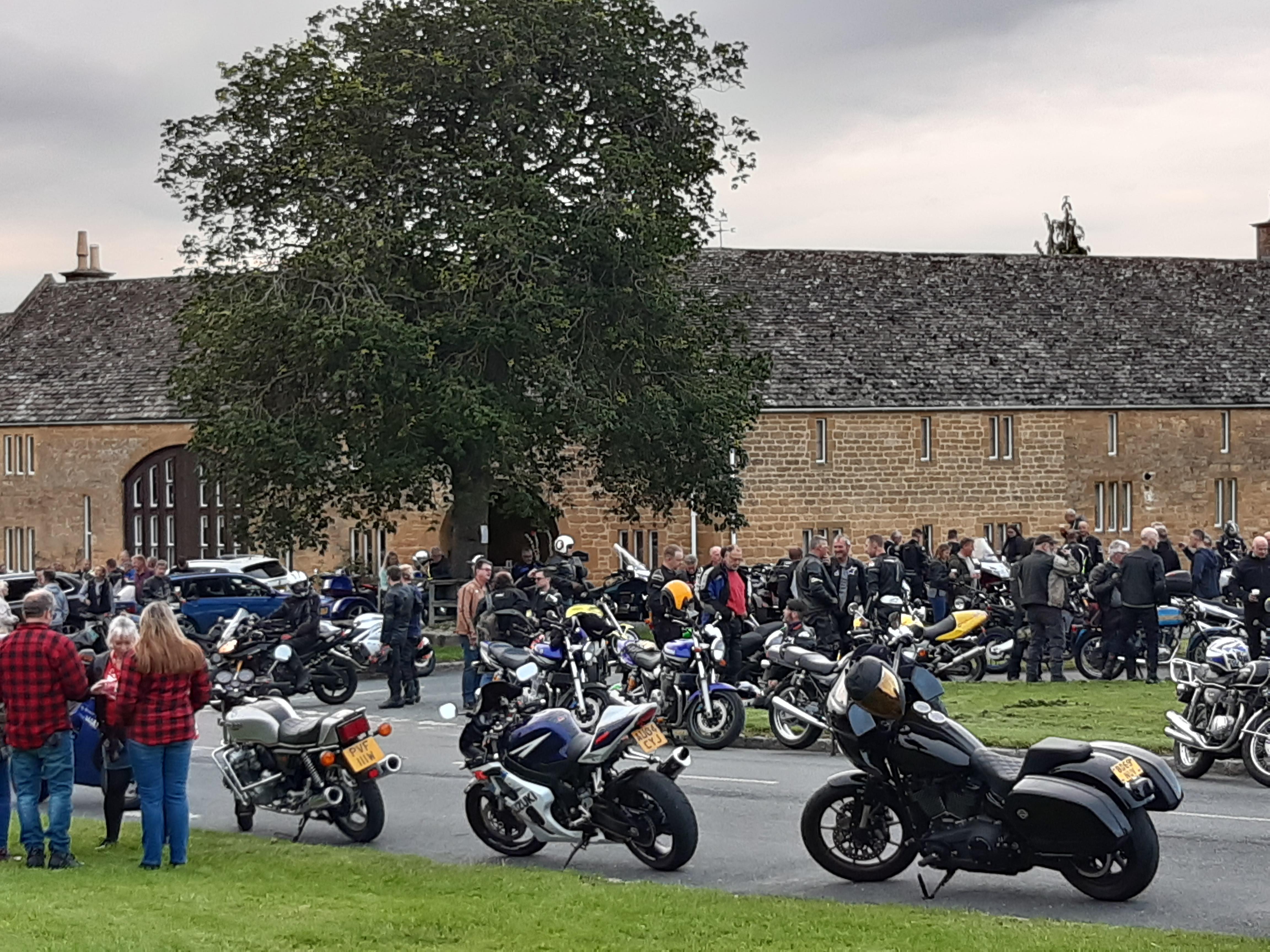 Bikers Meet Willersey August 2021 05