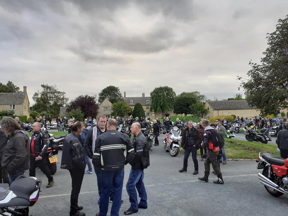 Bikers Meet Willersey August 2021 18