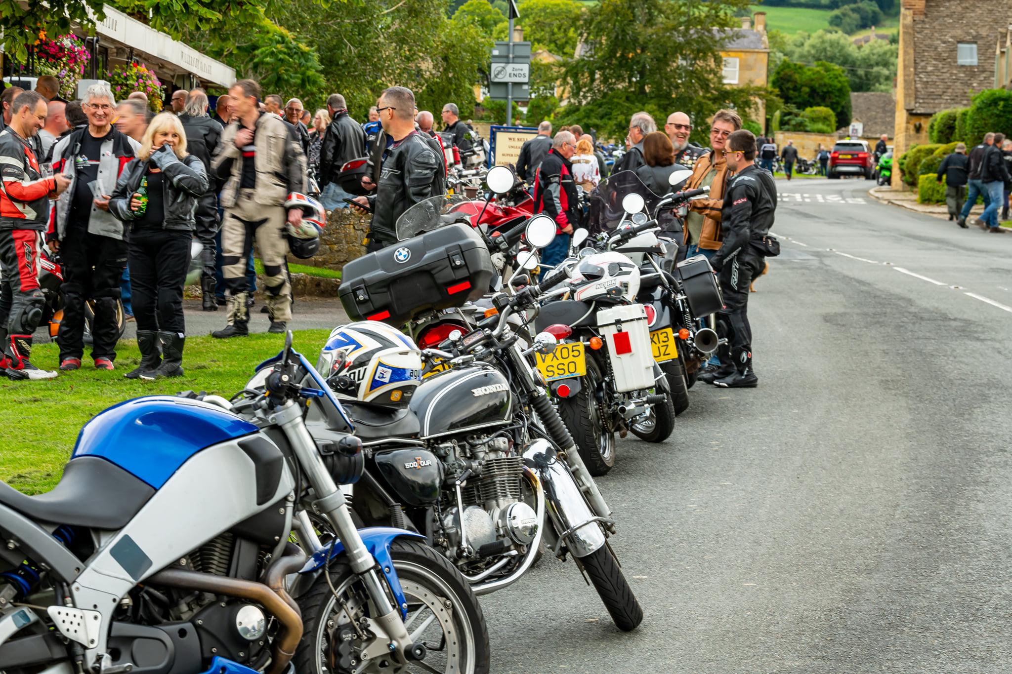 Bikers Meet Willersey August 2021 22