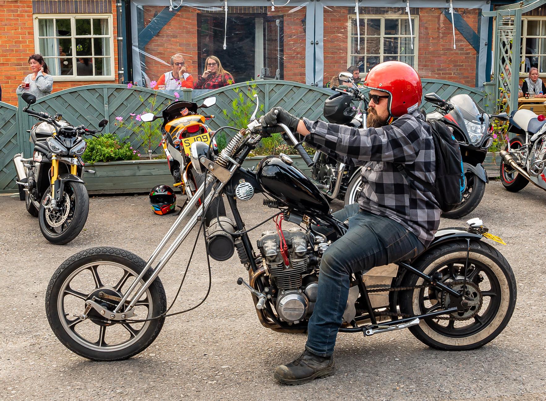 Bikers Meet Willersey August 2021 28