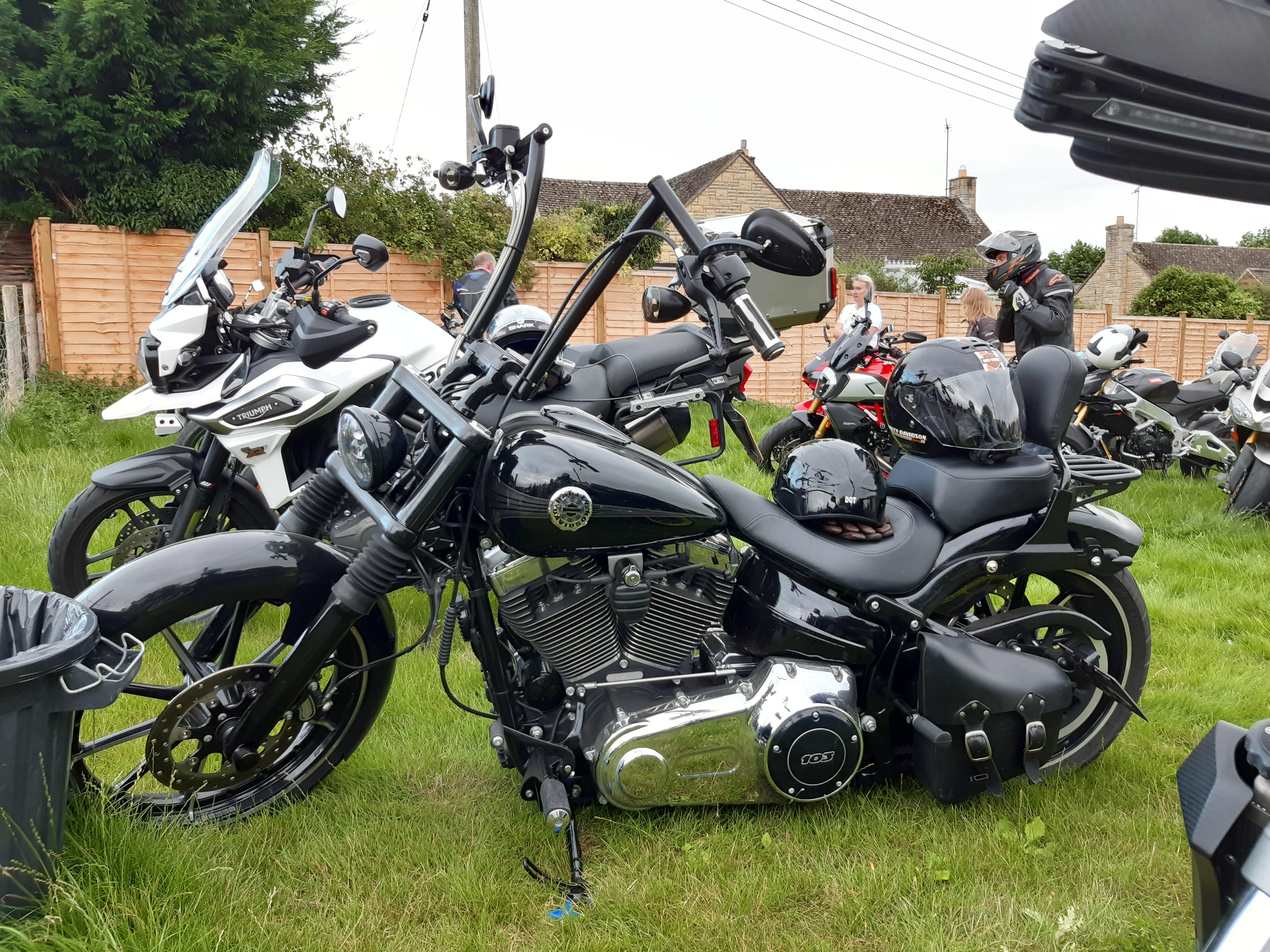 Bikers Meet Willersey August 2021 29