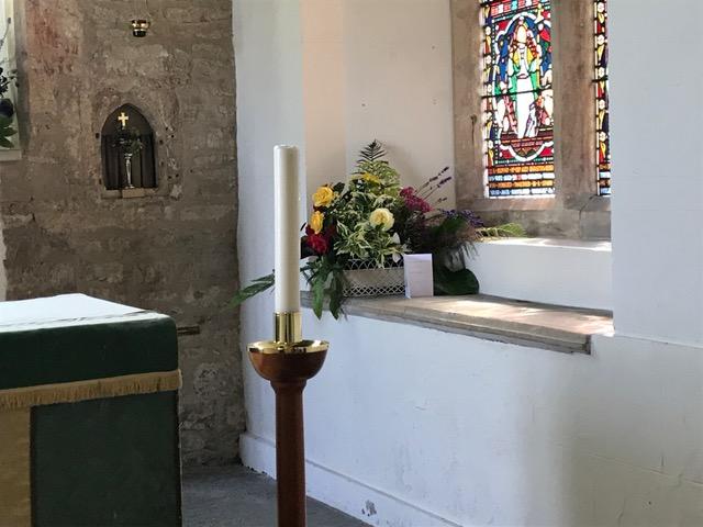 Flowers Willersey Church 2018 Flower Team 1