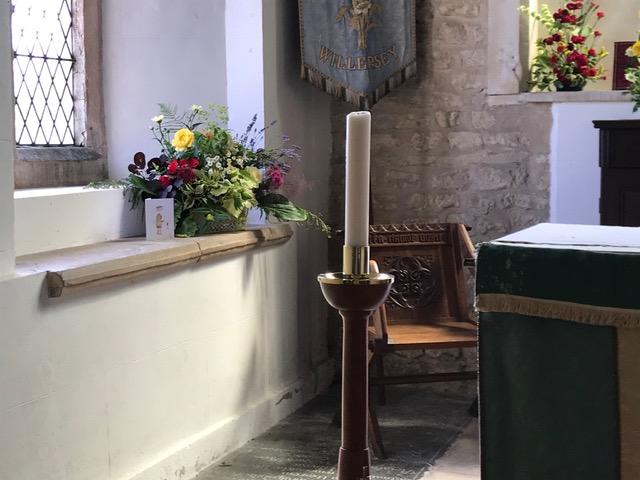 Flowers Willersey Church 2018 Flower Team 2