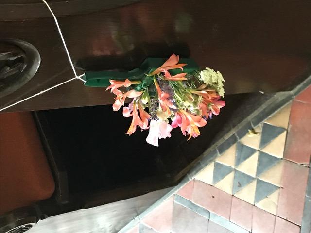 Flowers Willersey Church 2018 School 2