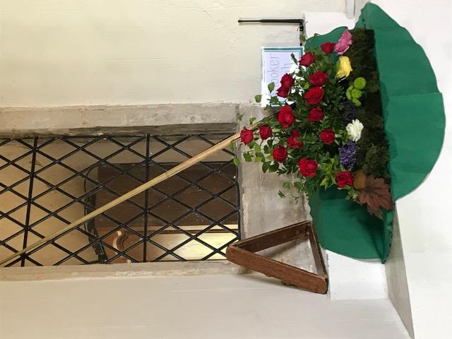 Flowers Willersey Church 2018 Snooker Club