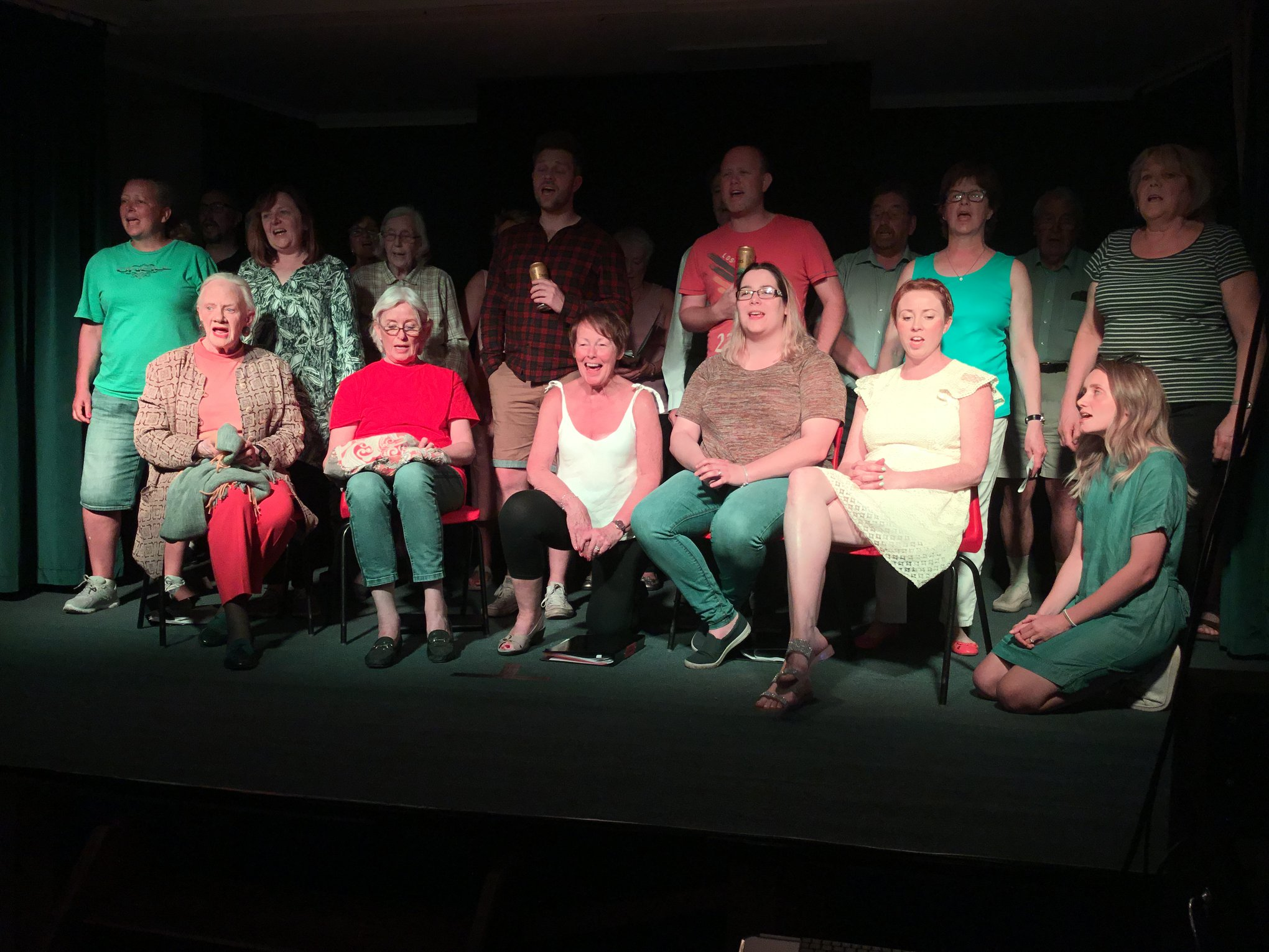 Willersey Footlights Cast 7