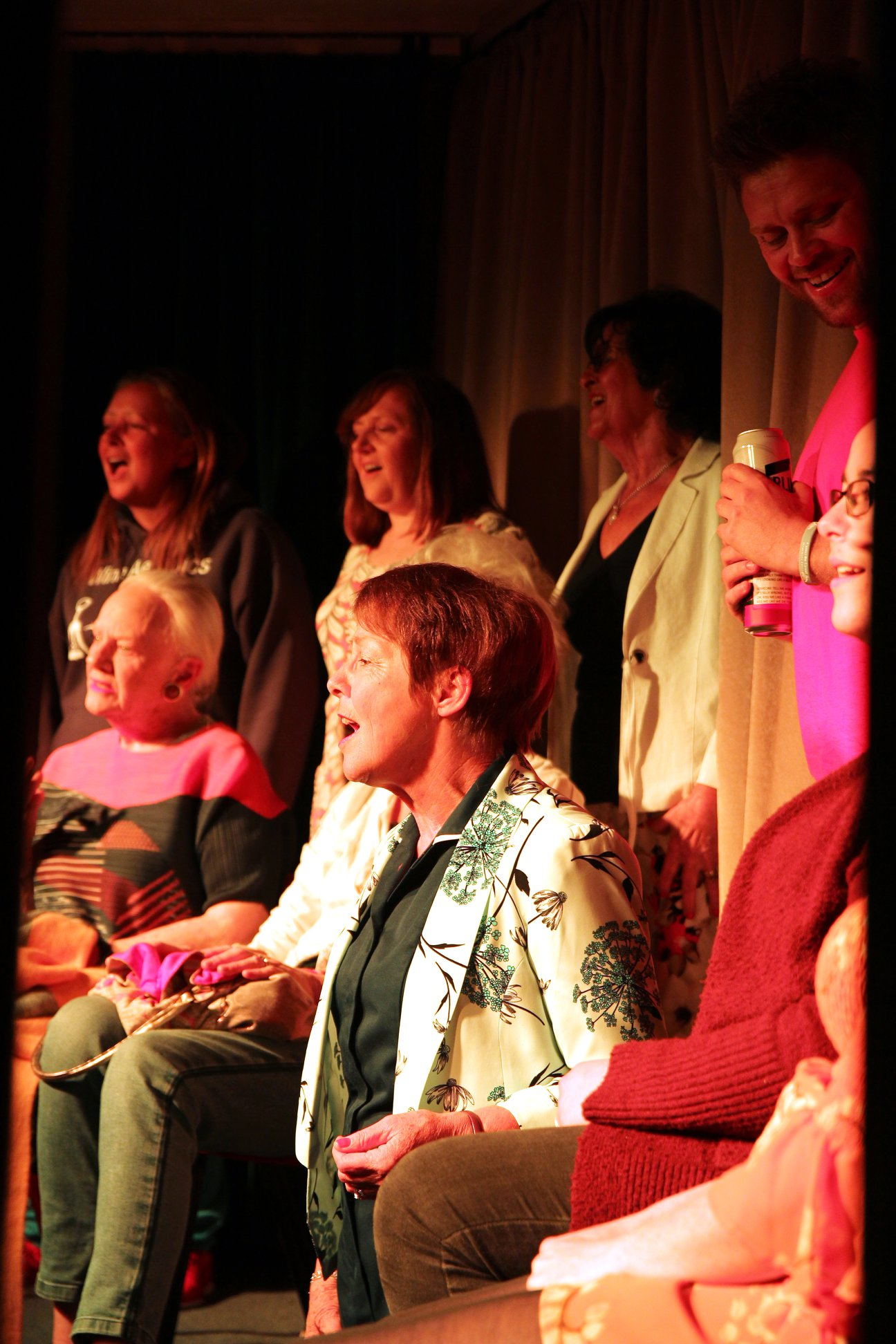 Willersey Footlights Cast 10