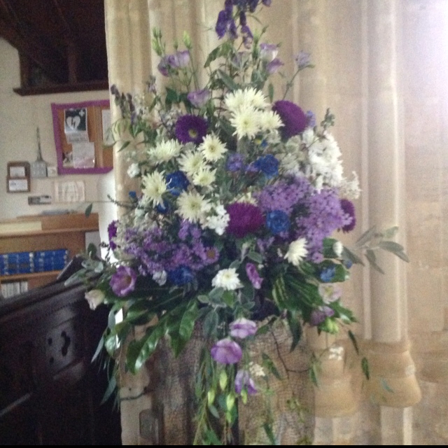 Harvest Flowers Willersey 2017 08