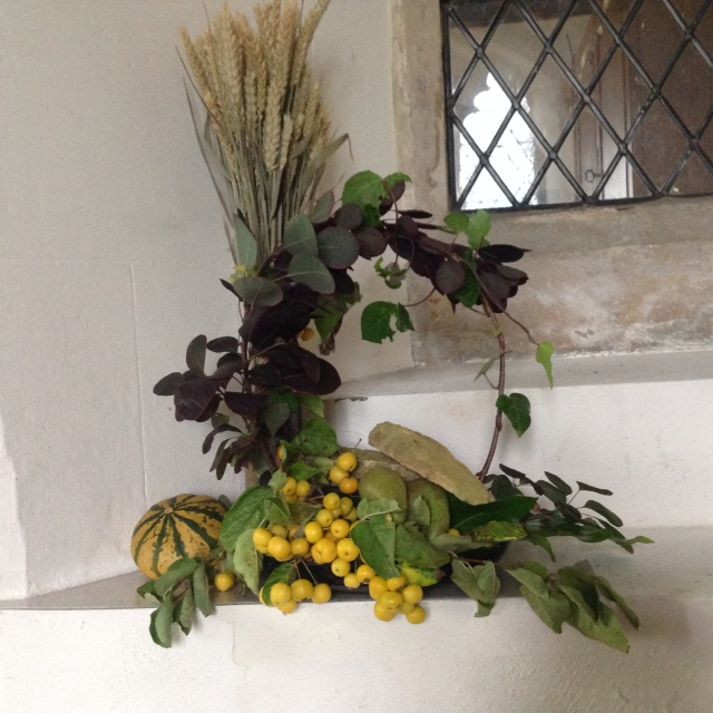 Harvest Flowers Willersey 2017 21