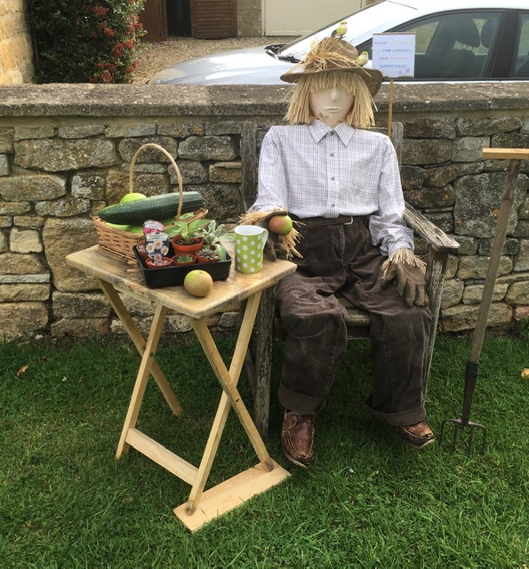 Willersey Scarecrow 02 2020