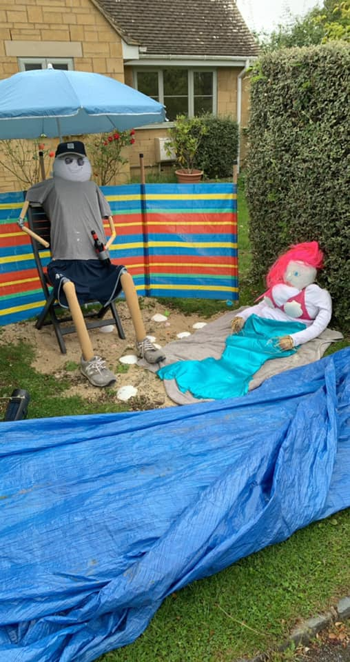Willersey Scarecrow 04 2020