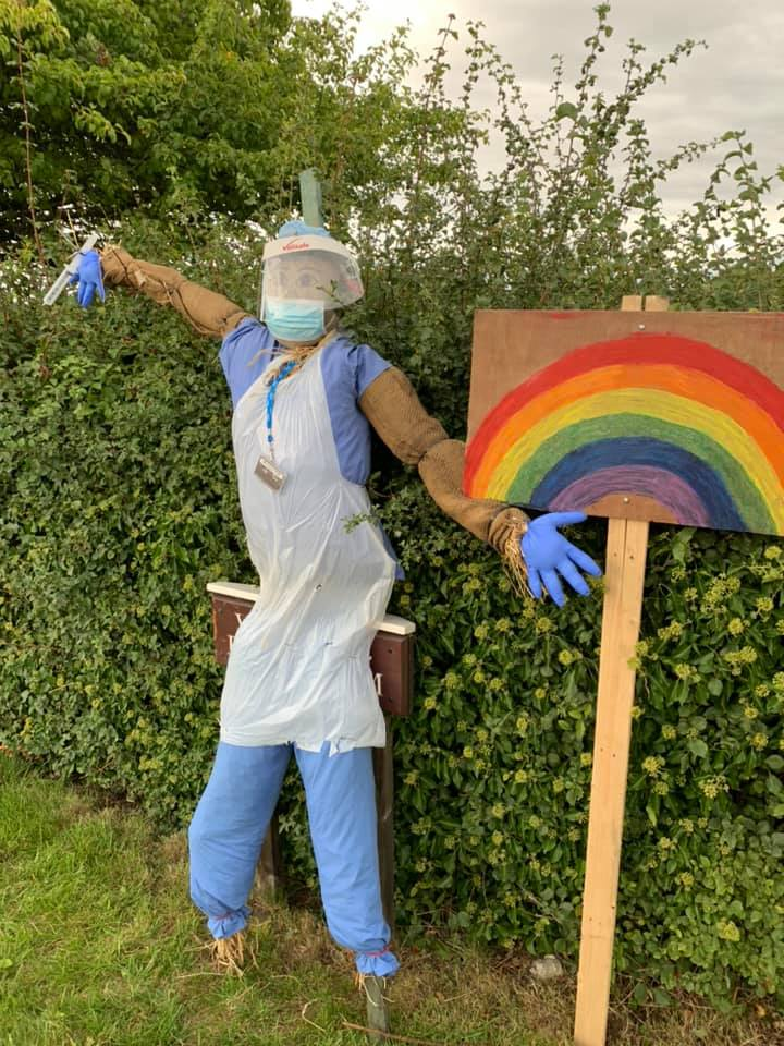Willersey Scarecrow 09 2020