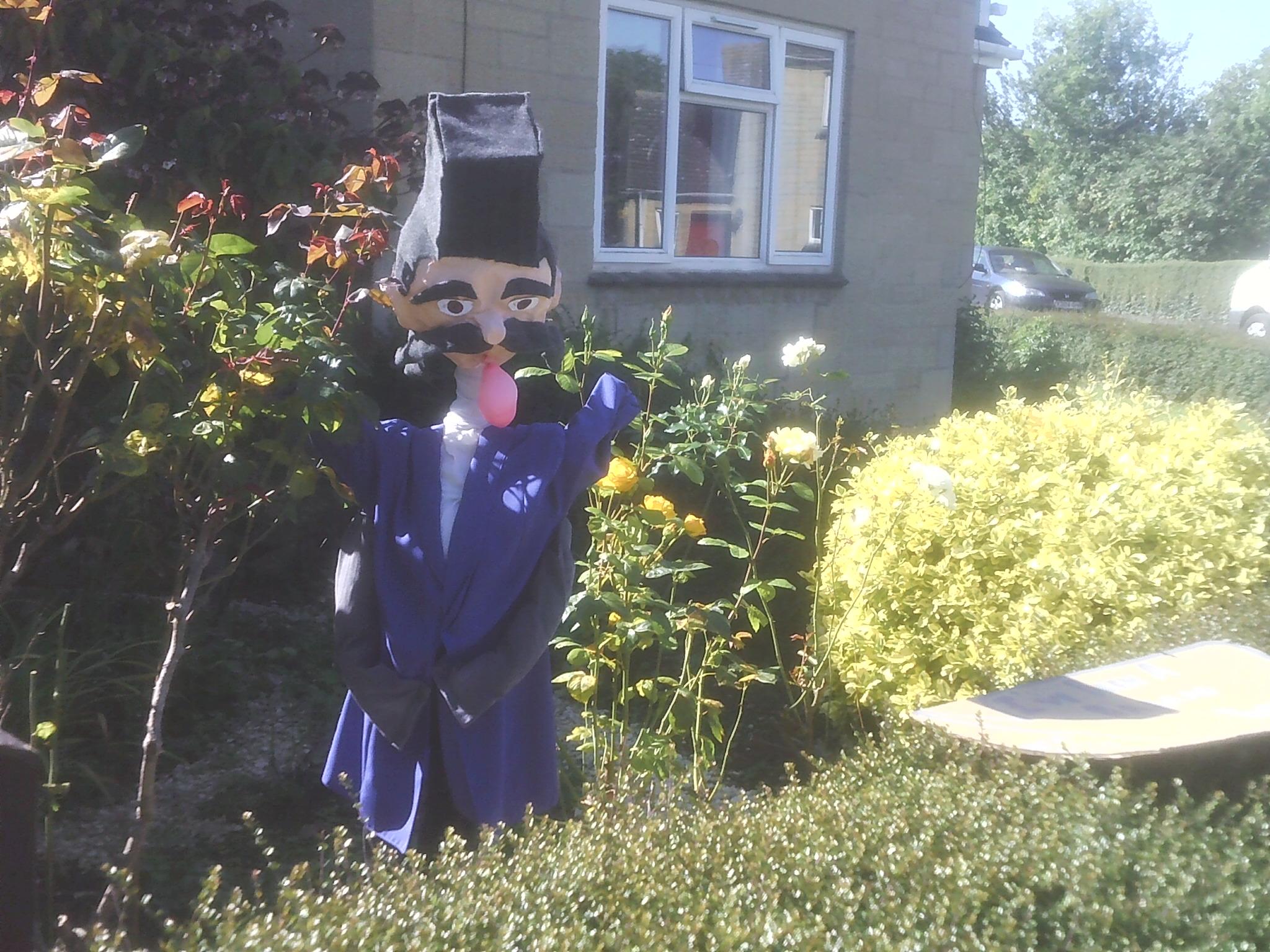 Balthazar Brat Scarecrow