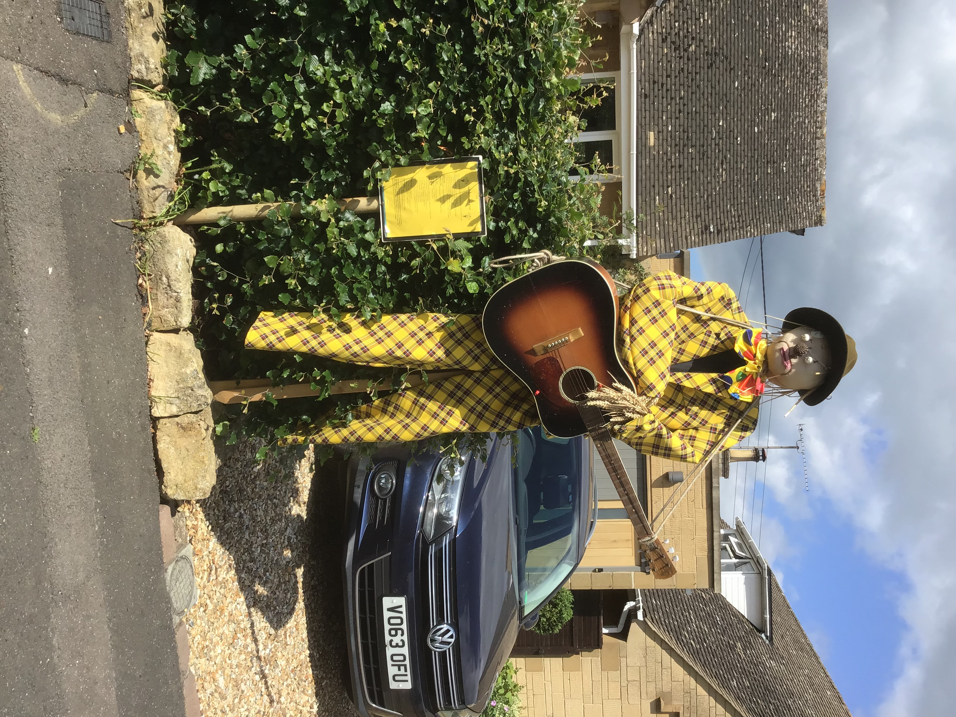 Willersey Scarecrow 24 2021