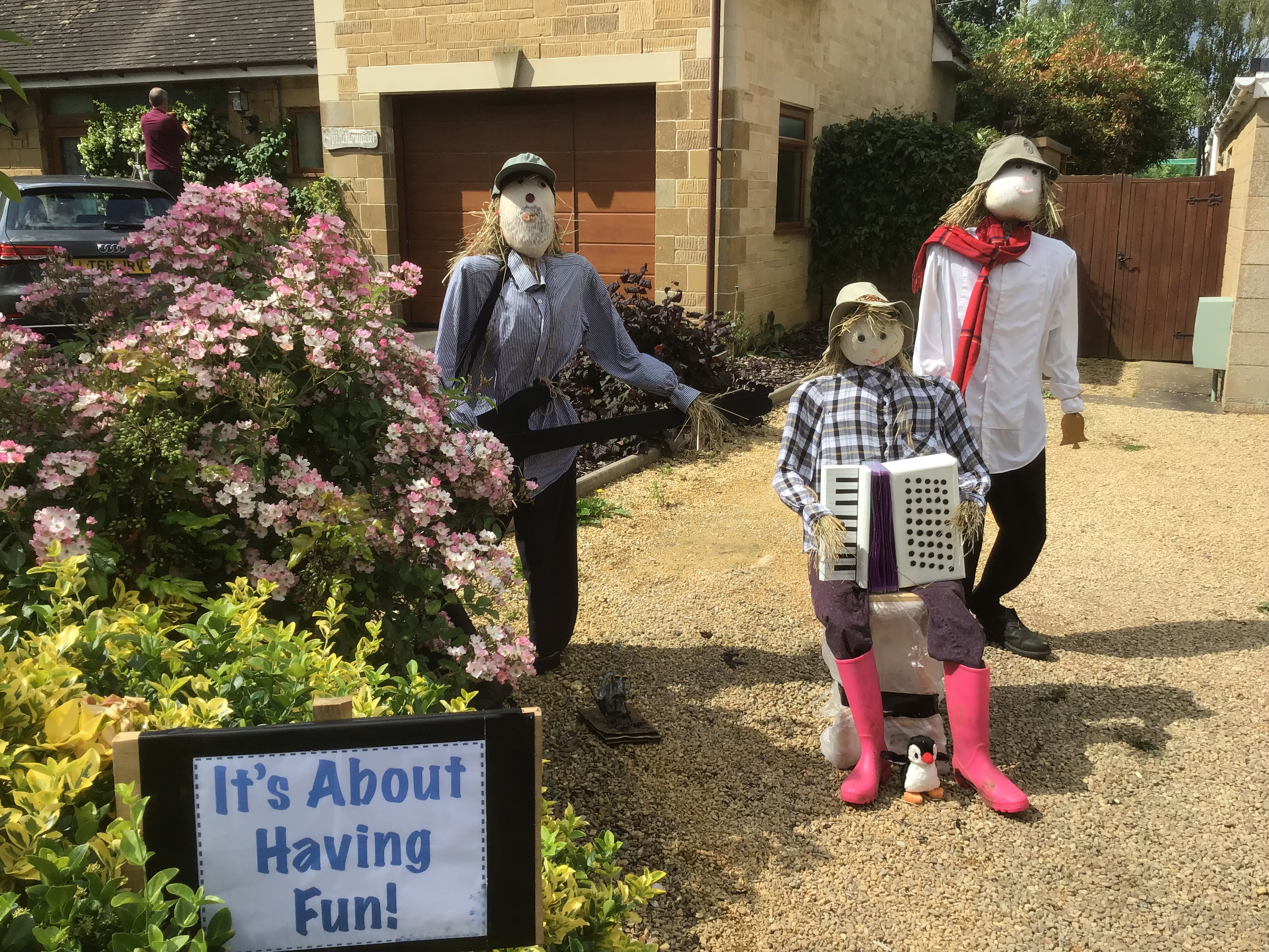 Willersey Scarecrow 26 2021