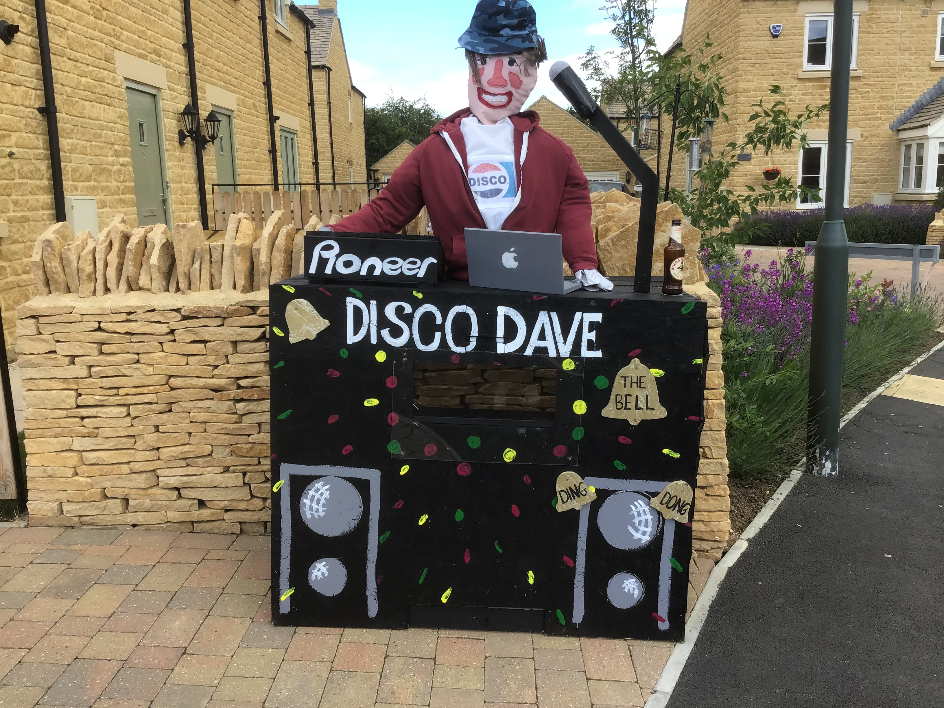 Willersey Scarecrow 27 2021