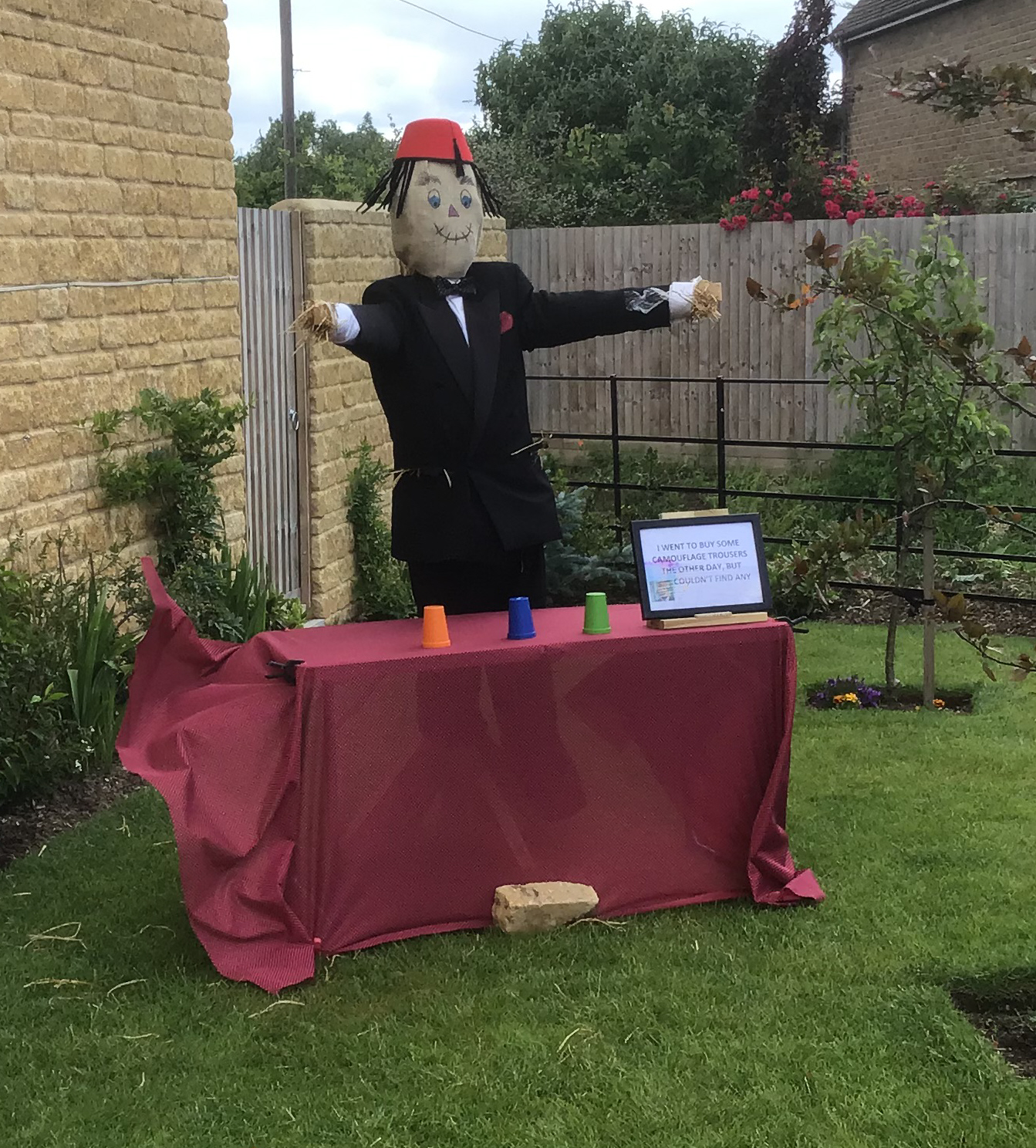 Willersey Scarecrow 28 2021