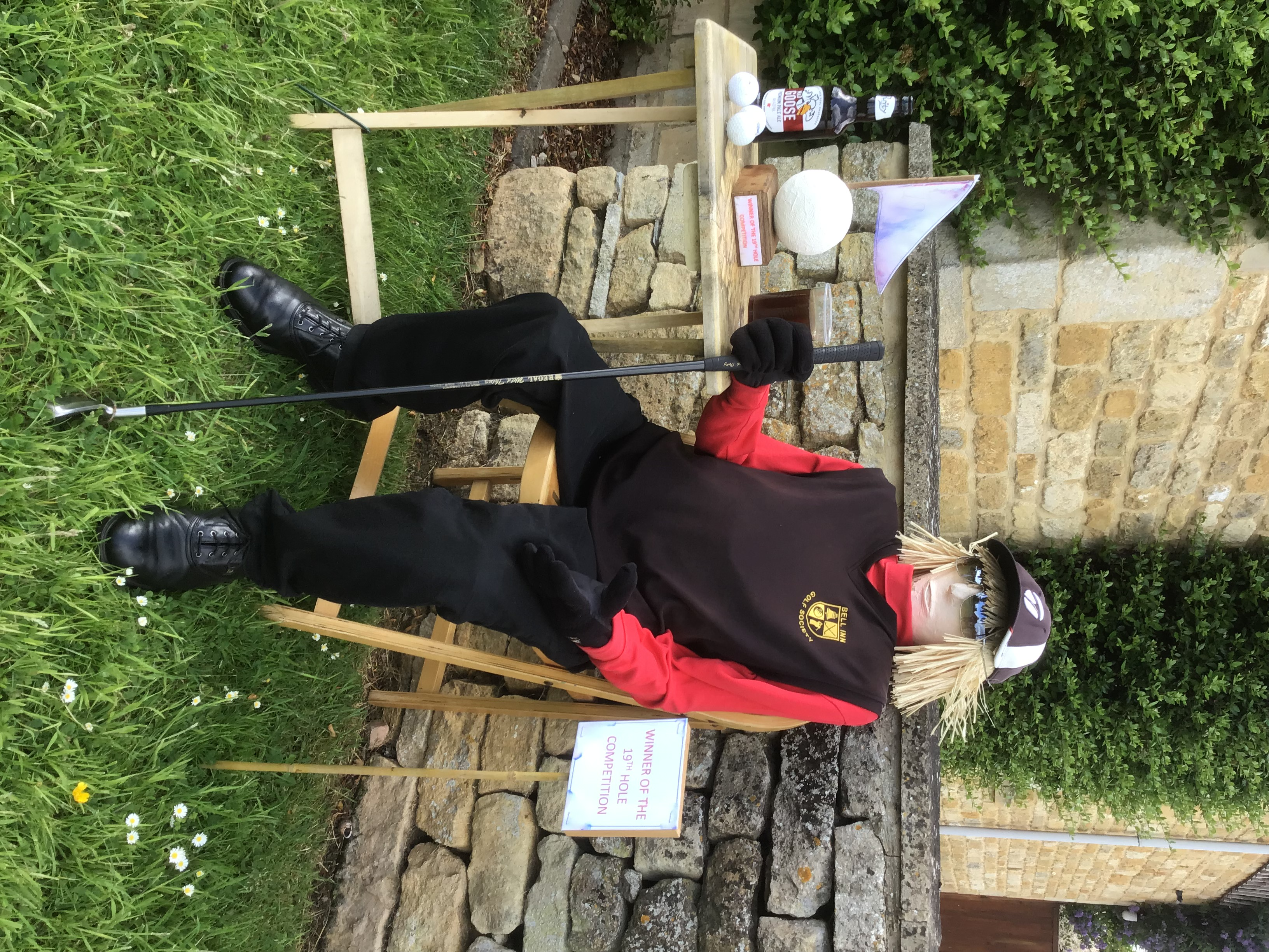 Willersey Scarecrow 98 2021