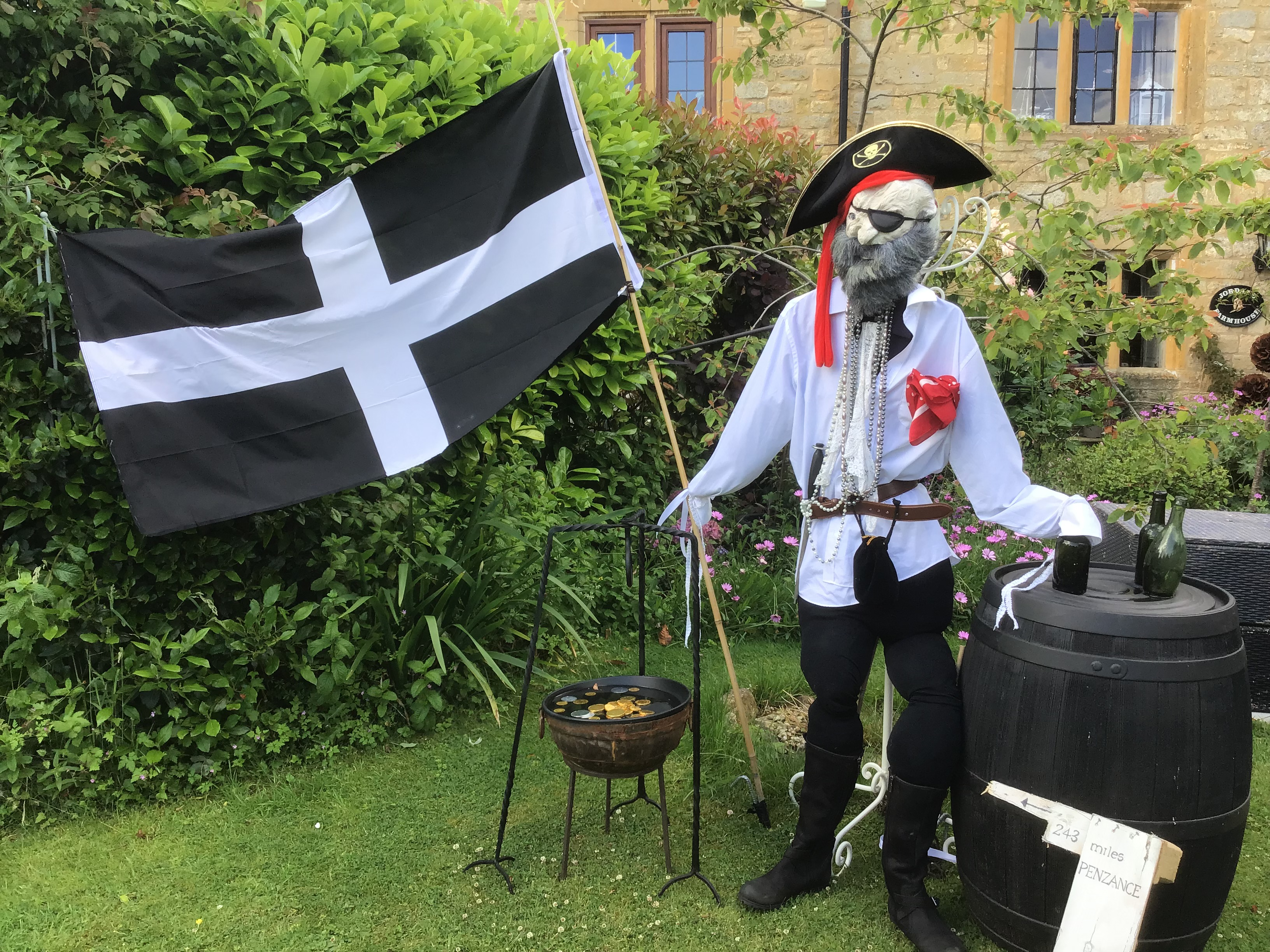 Willersey Scarecrow 99 2021