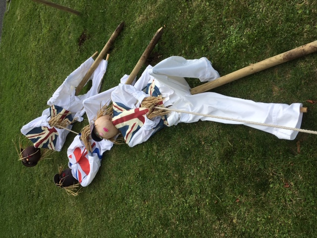 Willersey Scarecrow 27 2020