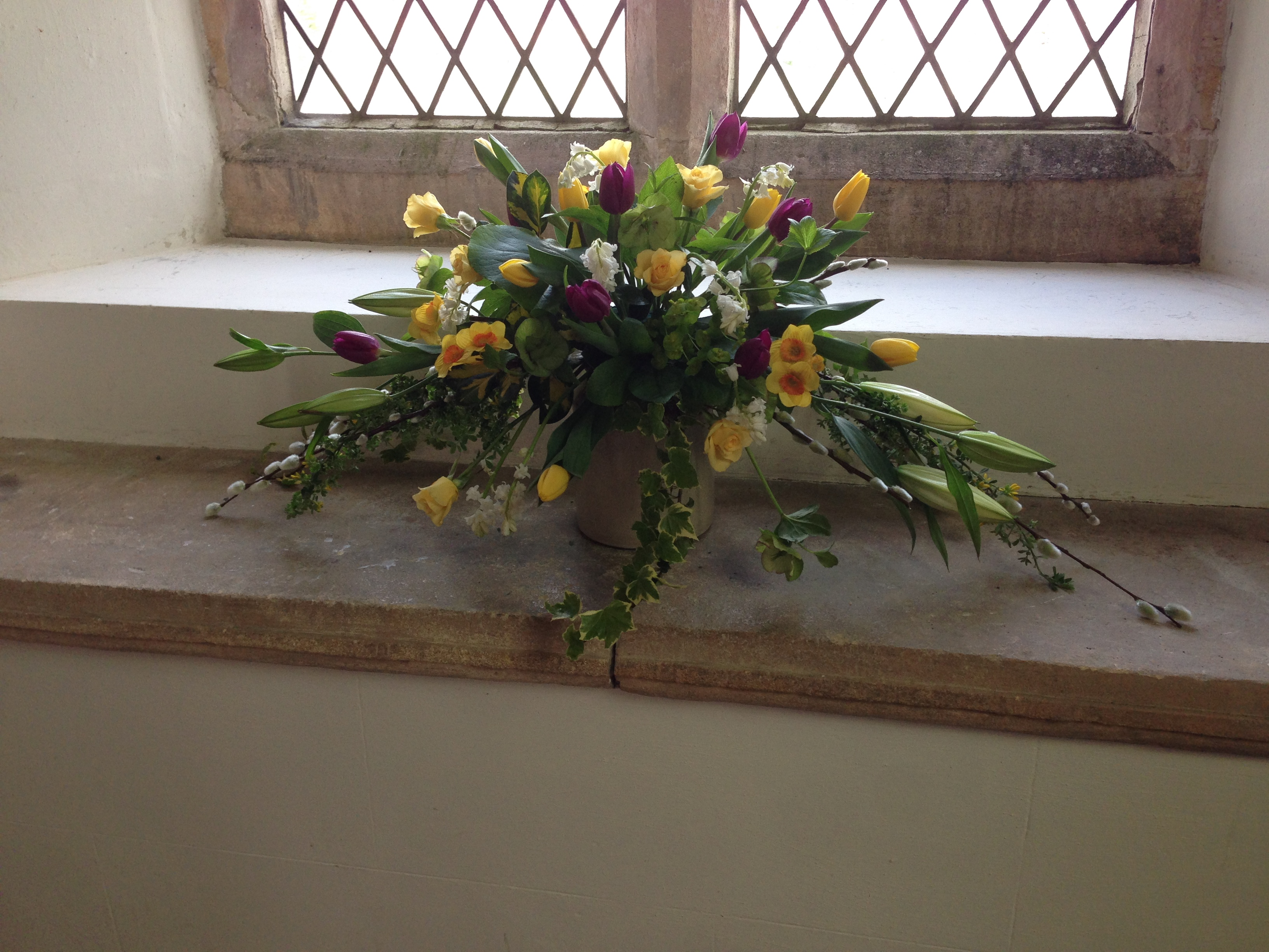 Flowers Willersey Church 2017 01
