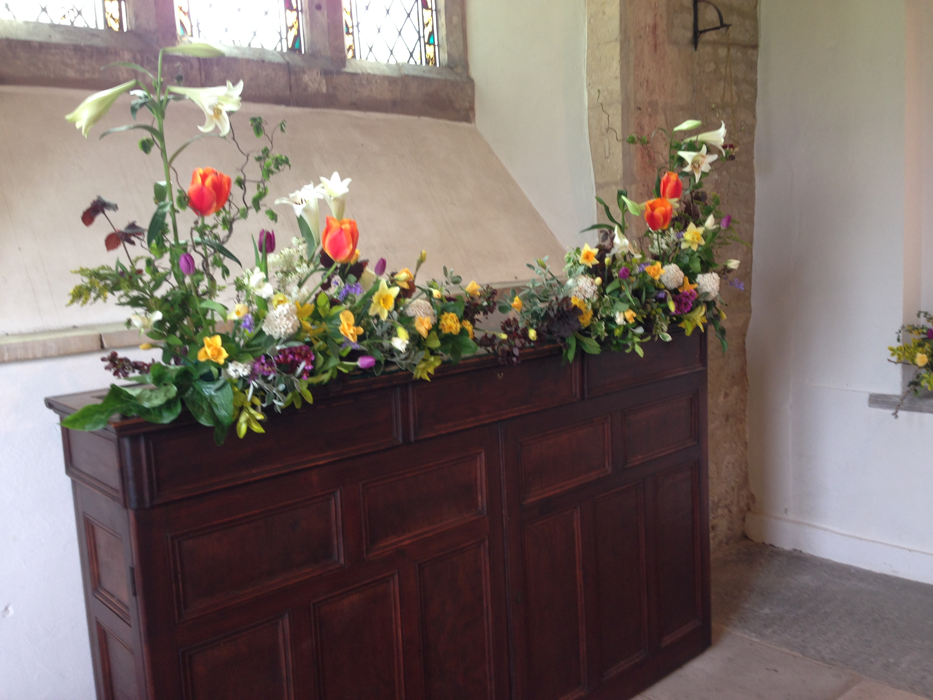 Flowers Willersey Church 2017 02