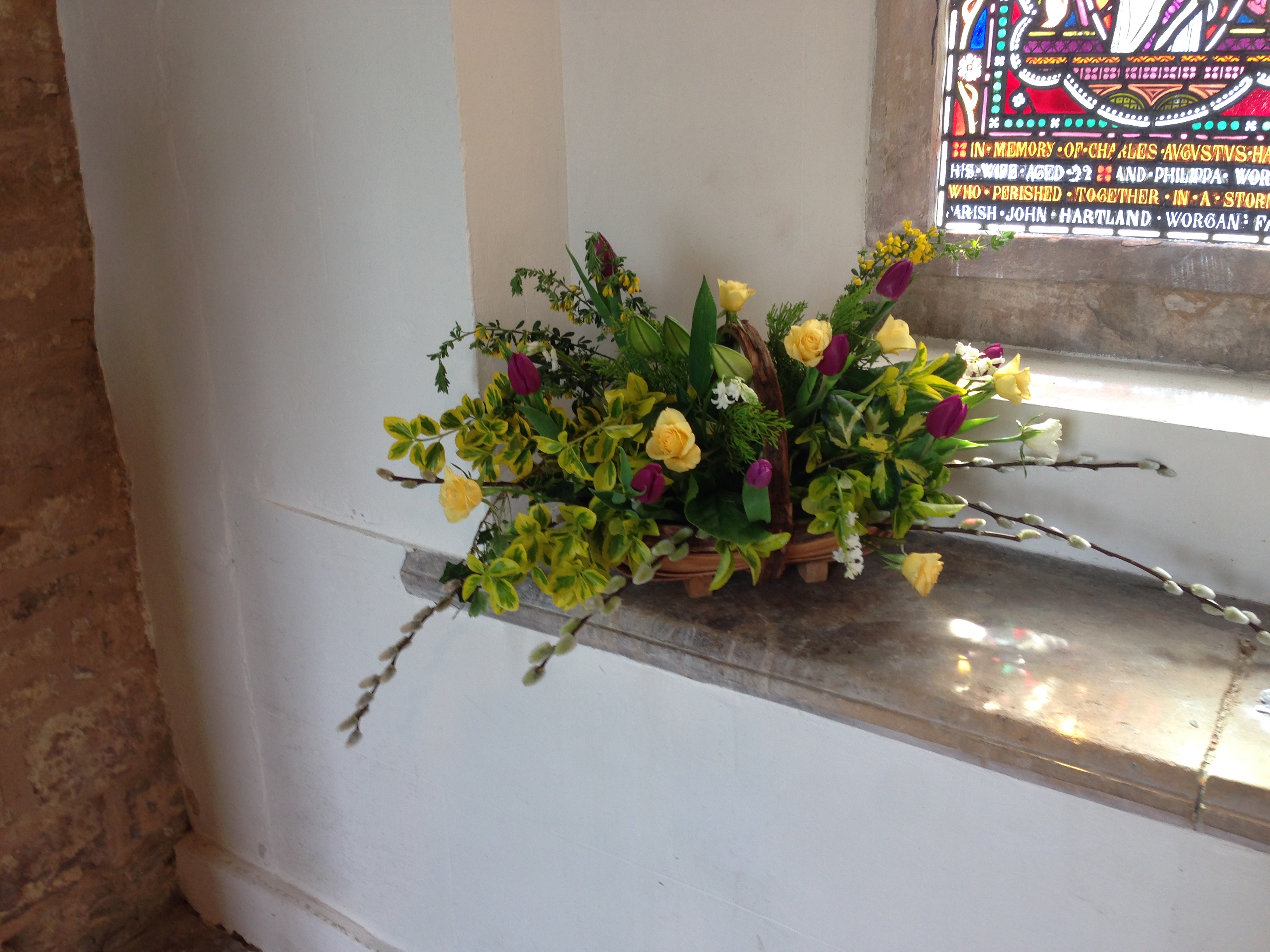 Flowers Willersey Church 2017 03