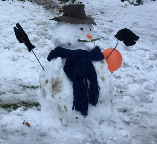 Willersey 2017/2018 Snowman 3