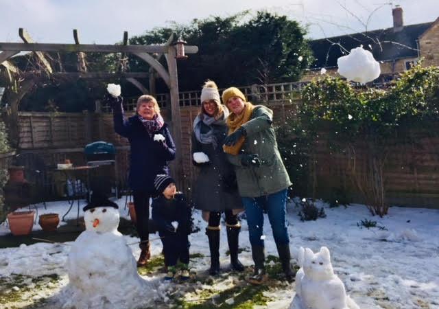 Willersey 2017/2018 Snowman 5