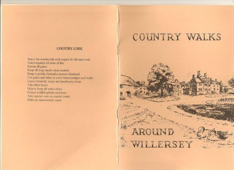Willersey walks cover