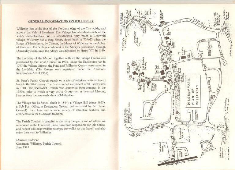 Willersey General Information