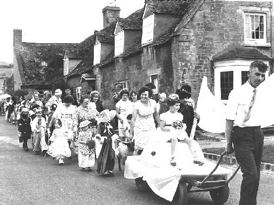 Willersey Village Carnival Queen 1965